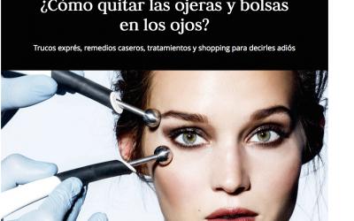 ¿Cómo quitar las ojeras y bolsas en los ojos? |TELVA