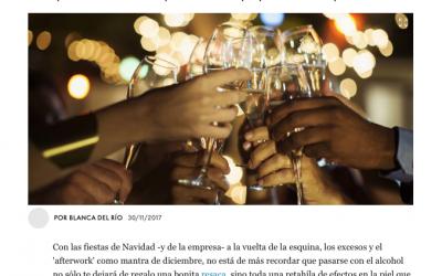 Los efectos del alcohol sobre la piel- ELLE.es