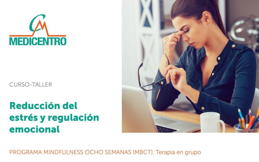 Nuevo programa de Mindfulness: reducción del estrés y regulación emocional