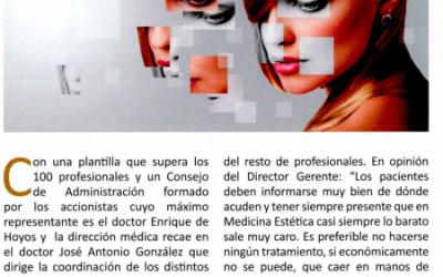 Clínicas Ceta, profesionales al servicio de la medicina y la estética